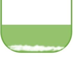 カボス果汁の沈殿物(アイキャッチ用)