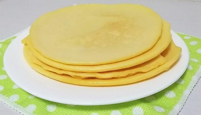 カボスパンケーキトップ
