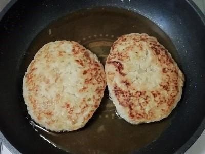 豆腐ハンバーグ焼き3