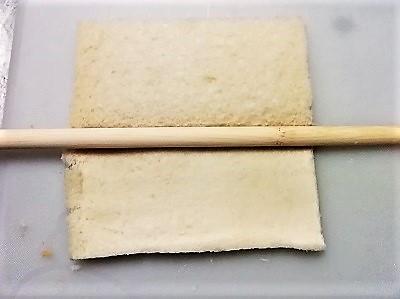 食パン伸ばし