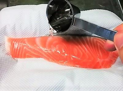鮭酒ふりかけ