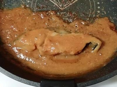 鱈味噌工程8