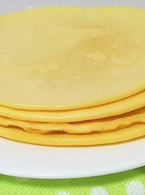 カボスパンケーキ